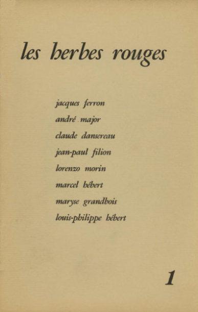 Le premier numéro, paru en octobre 1968.